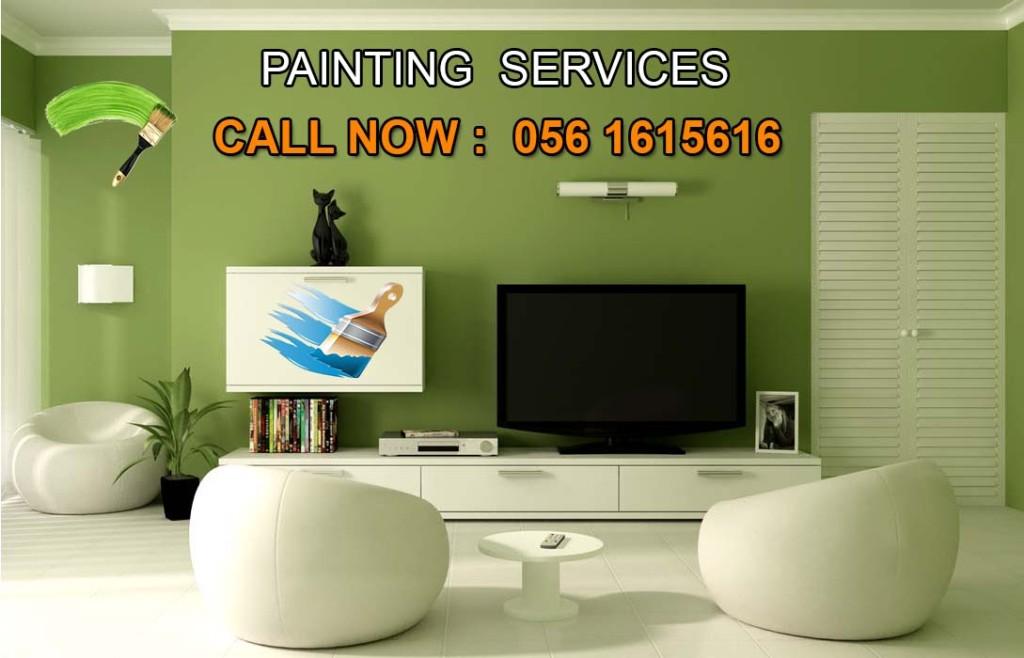 Painting Services Dubai Abu Dhabi Sharjah Ajman