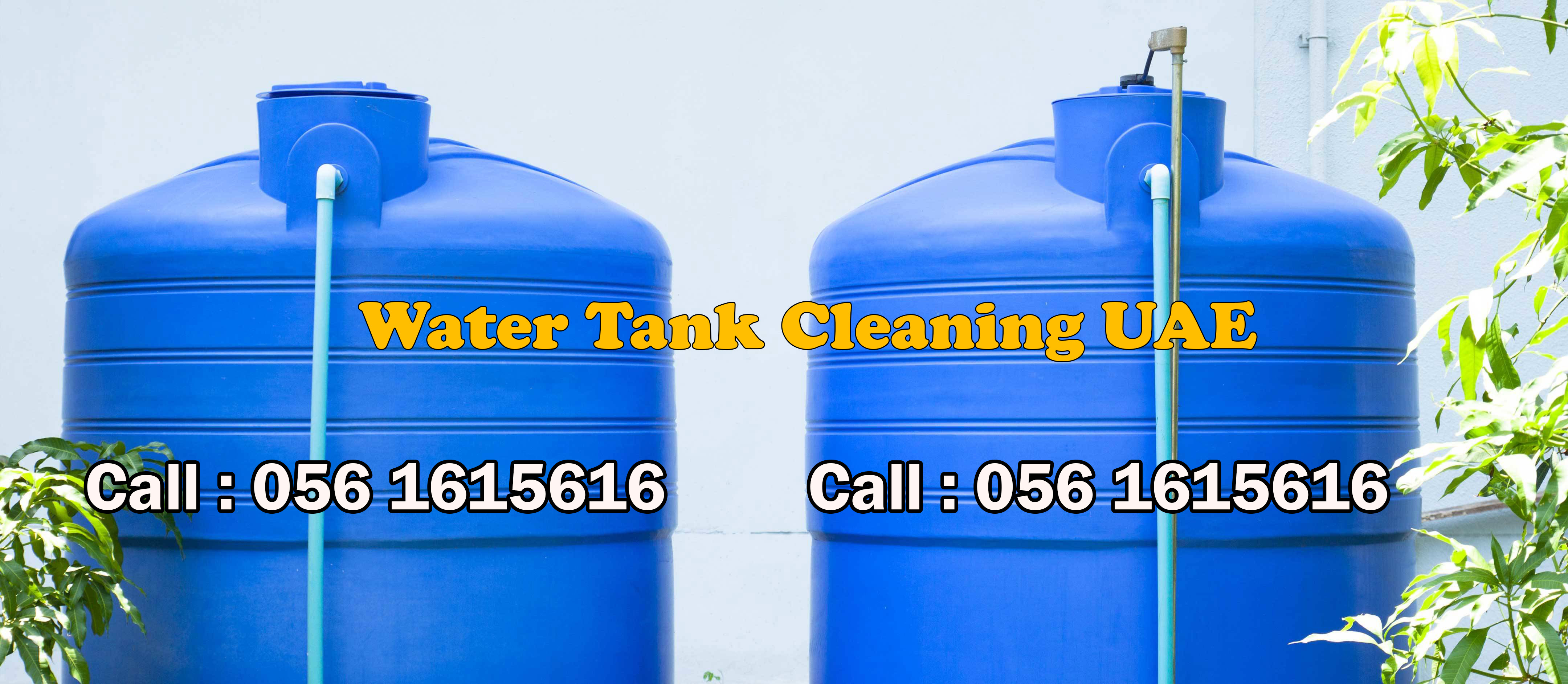 Water Cleaning Services : Importnce of water tank cleaning services dubai plutonic
