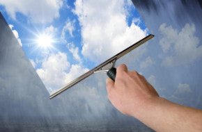 Window Glass Cleaning Services