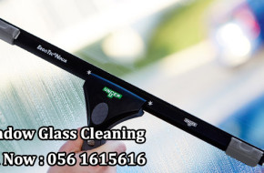 Windows Glass Cleaning Services Dubai